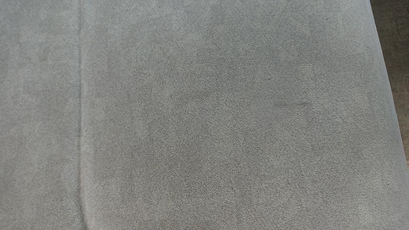 日産 セレナ モケットシート タバコの穴 アフター1