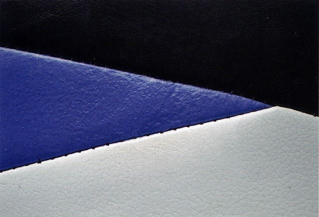 ブルー皮の切れ目アフター
